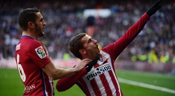 Liga, Griezmann decide e Simeone batte Zizou: Real-Atletico è 0-1