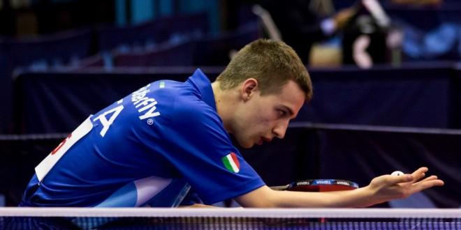 Tennistavolo, Mondiali a squadre: giornataccia per l'Italia