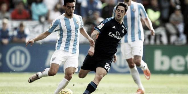 Liga: il Real pareggia a Malaga, il Barça ora diventa imprendibile