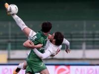 Maniero Avellino-Bari Serie B