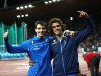 Marco Fassinotti e Gianmarco Tamberi