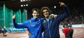 Salto in alto, due record indoor in un giorno: Tamberi e Fassinotti a 2,35!