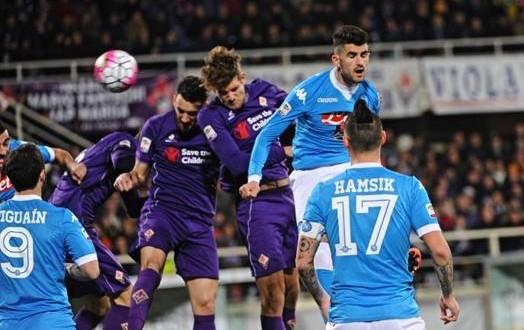 Serie A: Fiorentina-Napoli, 1-1 bello ma inutile. Bene il Sassuolo