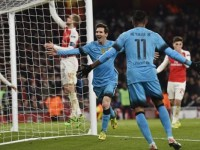 Messi Arsenal-Barcellona Champions League