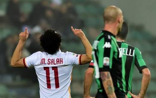 Serie A, 23ᴬ: due faraoni per Spalletti, Sassuolo-Roma 0-2