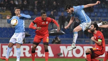 Europa League, la Lazio è ok: 3-1 al Galatasaray, ottavi conquistati