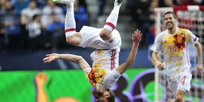 Euro Futsal 2016, Spagna-Russia 7-3: la Roja vince il suo 7° titolo!