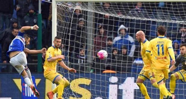 Serie A: Chievo, Udinese e Samp ok! Pari a Palermo e Carpi