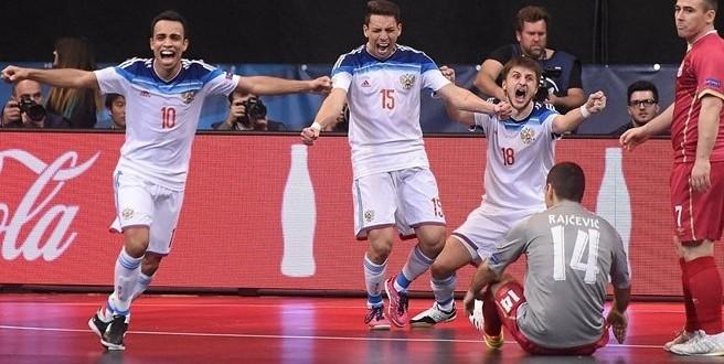 Euro Futsal 2016, la finale sarà Russia-Spagna