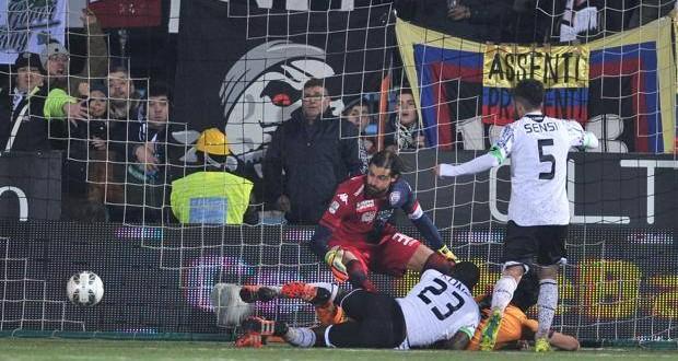 Serie B, 28ᴬ: Cesena super, 2-0 al Cagliari! 1-1 in 5' nel derby piemontese