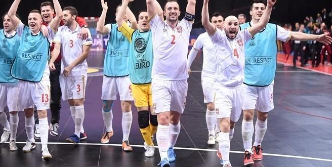 Euro Futsal 2016, Serbia e Spagna prime. Oggi l'Italia