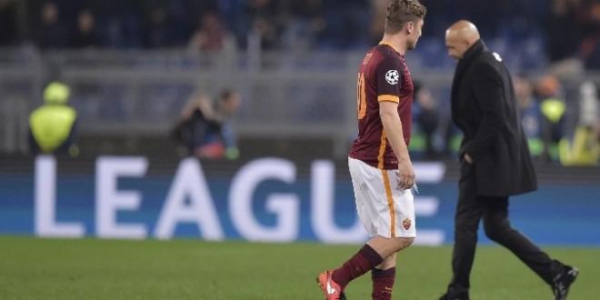 Roma, Spalletti caccia Totti dal ritiro: alea iacta est…