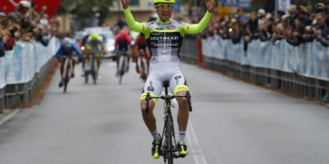 Trofeo Laigueglia 2016, nessuno meglio di Andrea Fedi