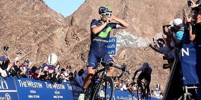 Dubai Tour 2016: Lobato vince la terza, Nizzolo balza al comando