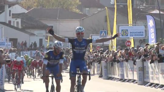 Tour de la Provence 2016, prima da pro' per Martinelli