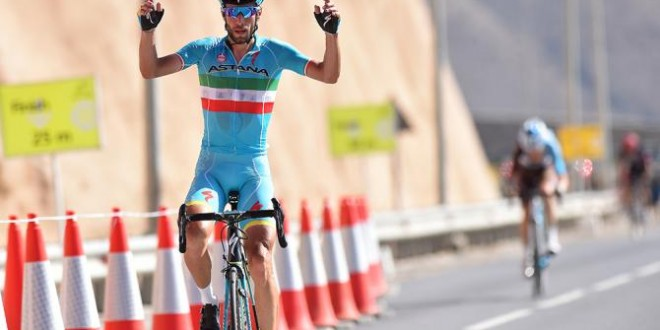 Tour of Oman 2016, Nibali re della Green Mountain