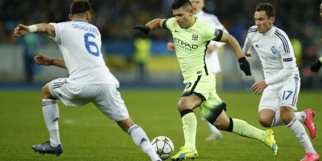 Champions, c'è Man City-Dinamo Kiev: Citizens vicini all'obiettivo