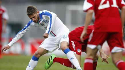 Under 21, con Andorra gli azzurrini faticano: è solo 0-1, ma la striscia continua
