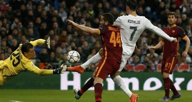 Champions: la Roma spreca, il Real no; al Bernabeu finisce 2-0