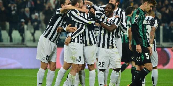 Serie A, 29ᴬ: alle 20.45 Juve-Sassuolo, un girone (e tanti punti) dopo