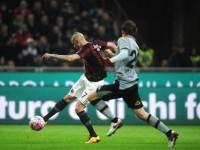 Menez Milan-Alessandria Coppa Italia