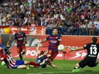 Messi Atletico-Barcellona Liga