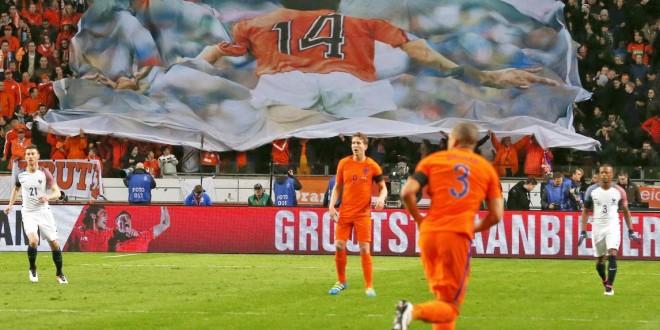 Amichevoli: Olanda-Francia 2-3 ricordando Cruyff; bene la Bosnia
