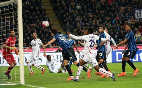 Serie A, 29ᴬ: l'Inter piega il Bologna; pari Empoli-Samp