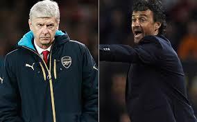 Champions, ecco Barcellona-Arsenal: Lucho non si fida, Wenger ci spera