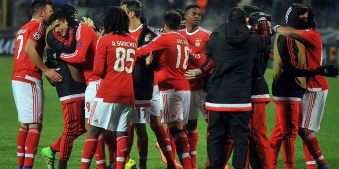 Champions, Benfica corsaro in Russia: Zenit battuto 1-2