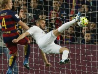 Benzema Barcellona-Real Madrid Liga