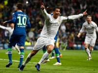 Cristiano Ronaldo Real-Wolfsburg Champions League