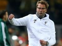 Klopp Dortmund-Liverpool esultanza