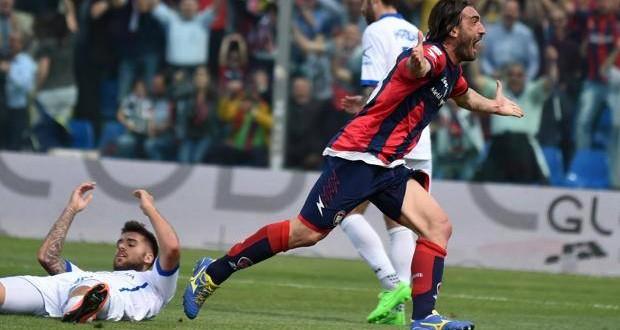 Serie B, 38ᴬ: Crotone, la A è a un passo. Pari Cagliari, il Pescara ringrazia Lapadula