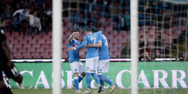 Serie A, 34ᴬ: Napoli con la racchetta, 6-0 al Bologna!