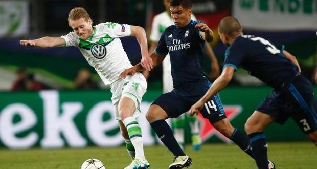 Champions, che sorpresa: il Wolfsburg mata 2-0 un Real da incubo