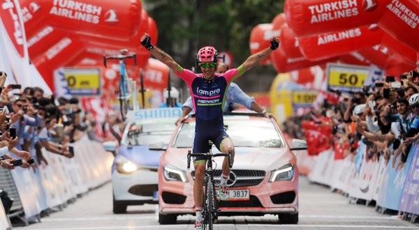Giro di Turchia 2016, Niemec inaugura la kermesse