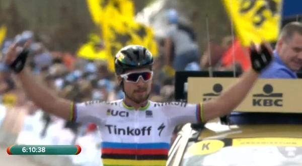 Tour of California 2016, Sagan dà il benvenuto a tutti