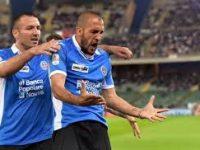 Gonzalez Bari-Novara Serie B