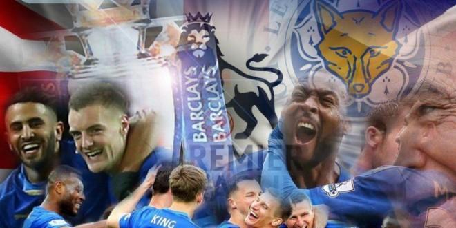 Premier League, Leicester campione: una storia fuori dal comune!