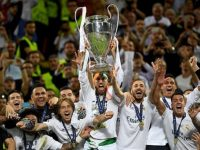 Real Madrid campione d'Europa Champions League 2016,1
