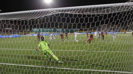 Serie B-playoff: il Trapani vince pure il ritorno, la Serie A è a un passo!