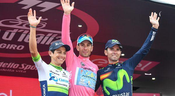 Giro d'Italia 2016, classifiche finali: festa Nibali, Nizzolo, Nieve e Jungels