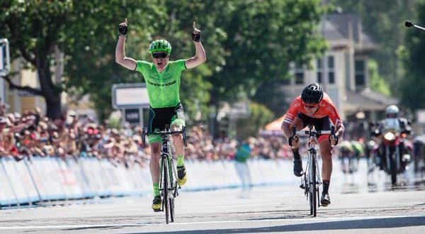 Tour of California 2016, arriva la fuga: primo Ben King