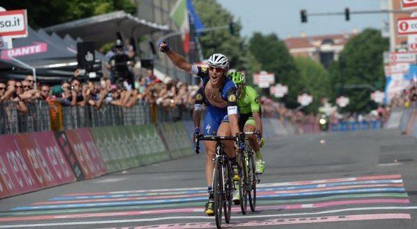 Giro d'Italia 2016, Trentin beffa un ritrovato Moser