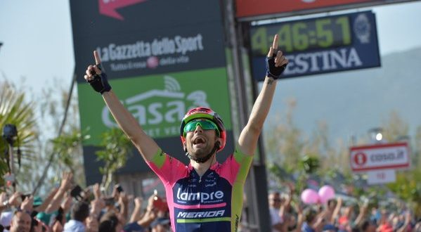 Giro d'Italia 2016: Ulissi, che bis ad Asolo!