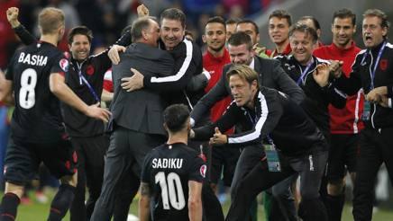 Euro 2016: Francia e Svizzera agli ottavi; Albania, vittoria storica!