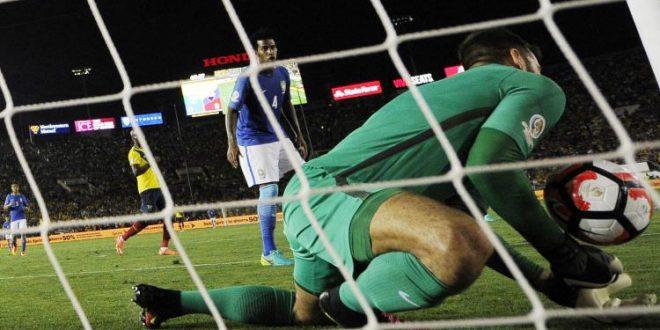 Copa America Centenario: le grandi steccano, Brasile inchiodato sullo 0-0