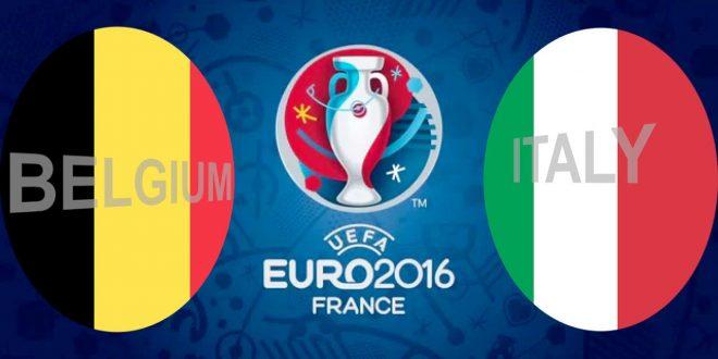 Euro 2016: azzurri, ora tocca a voi! Stasera Belgio-Italia