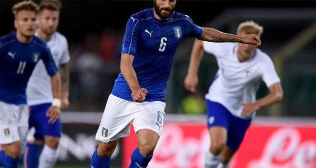 Euro 2016, ahi Italia, che tegola: per la Spagna Candreva è out